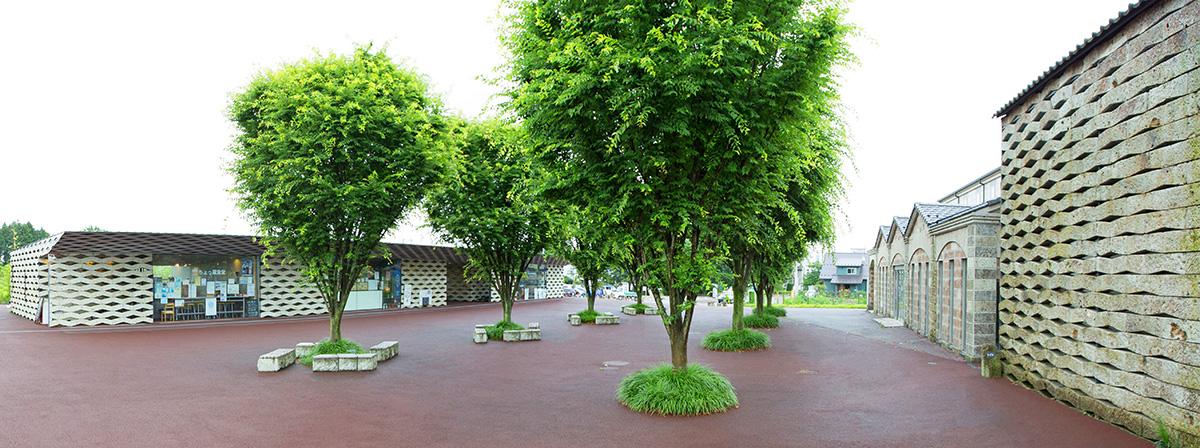 ちょっ蔵広場