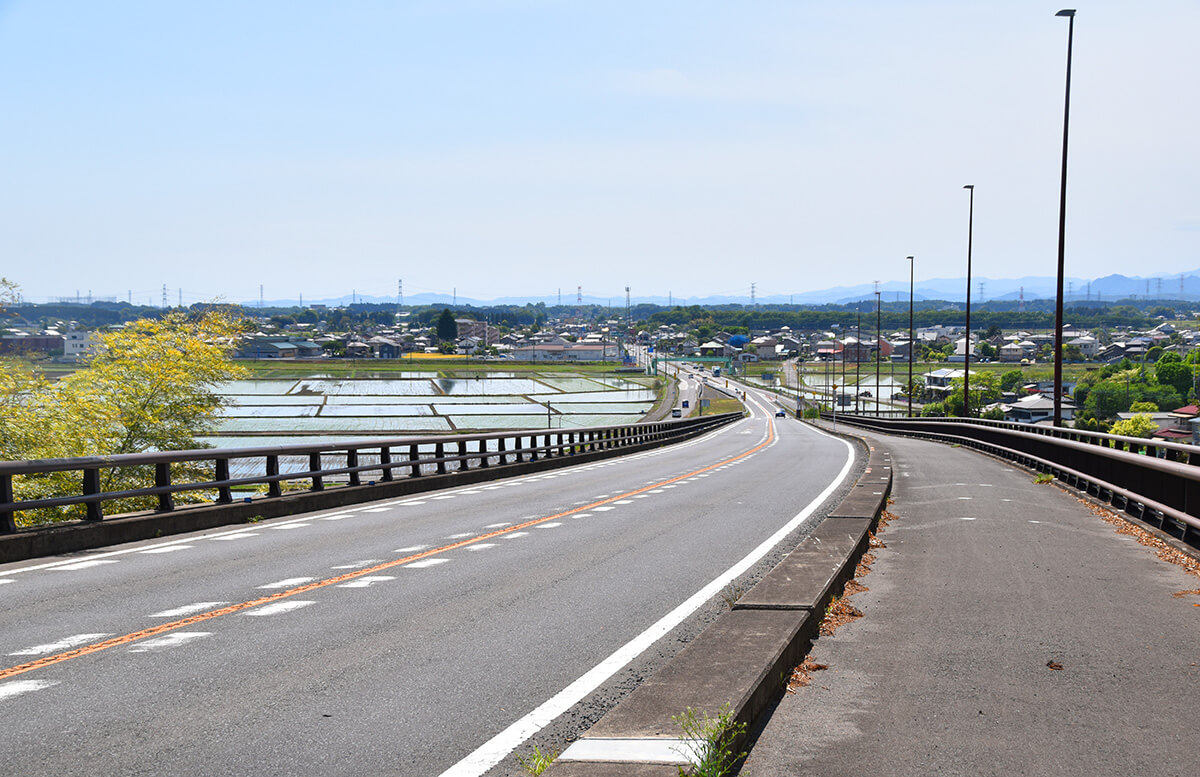 仁井田あさひ高架橋