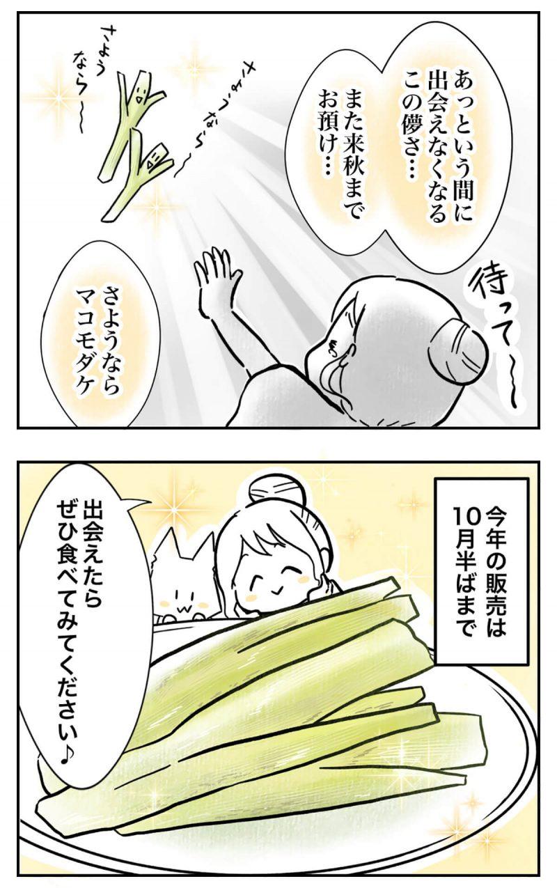 マコモダケ4